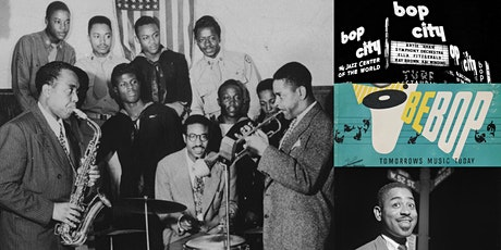 'History of Jazz in NYC' Webinar & 78rpm Listening Party: BeBop tickets