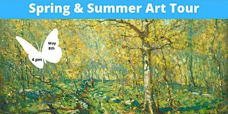 Spring & Summer Art Tour tickets