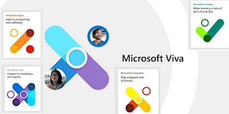 Meet Microsoft Viva: A New Kind of Employee Experience! boletos