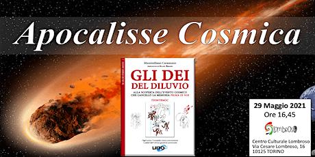 TORINO - Gli DÈI del DILUVIO - Apocalisse Cosmica biglietti