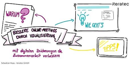 Bessere Online-Meetings durch Visualisierung Tickets
