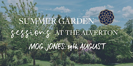 The Alverton Summer Garden Sessions: Mog Jones tickets