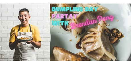 Dumpling Day Partay with Brendan Pang tickets