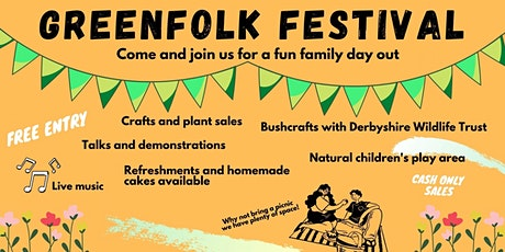 Greenfolk Festival - Community Garden Open Day tickets