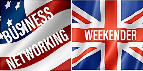 International Networking Weekender tickets