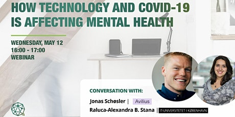 Conversation: How technology & Covid-19 is affecting mental health tickets