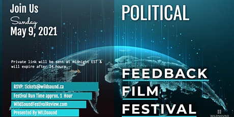 POLITICAL Film Festival - Stream for FREE this Sunday - Andrew Yang DOC tickets