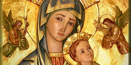 Tuesday Daily Mass and Mother of Perpetual Help Devotion tickets