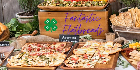 Cooking 101-Fantastic Flatbreads tickets