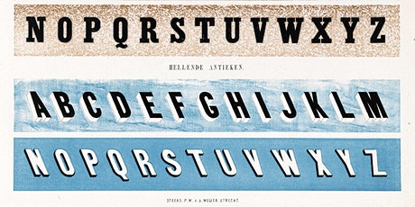 Dutch lettering books with Mathieu Lommen tickets