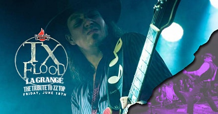 Texas Flood - Stevie Ray Vaughan Tribute with La Grange - ZZ Top Tribute tickets