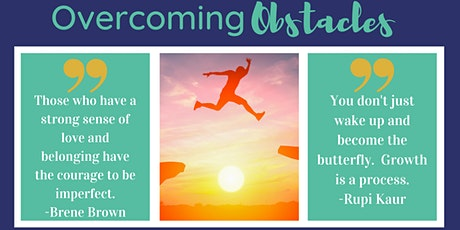 Learn the Art of Overcoming Obstacles tickets