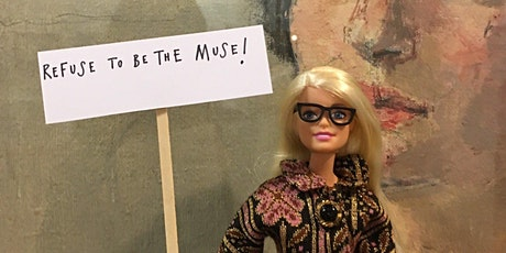 Creative subversion with 'ArtActivistBarbie': challenging social injustice tickets