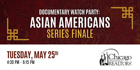 Documentary Watch Party: Asian Americans Series Finale tickets