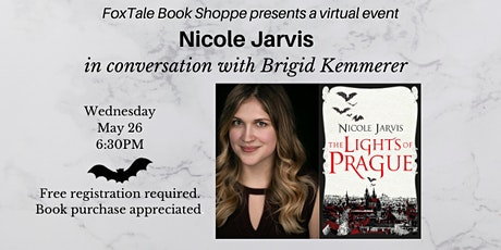 Nicole Jarvis in conversation with Brigid Kemmerer tickets