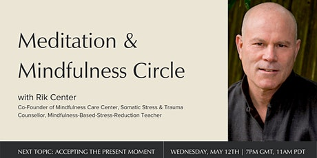 Meditation & Mindfulness Circle tickets