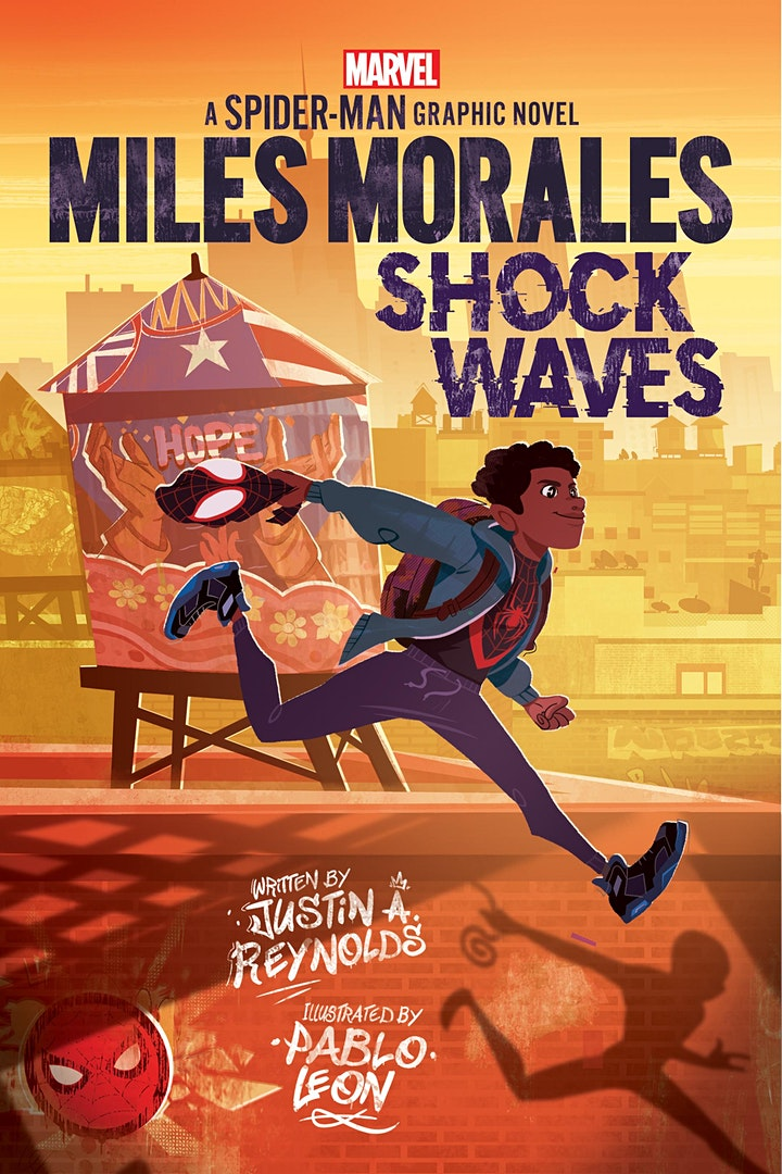 Swing Into Summer Reading with Your Favorite Middle Grade Heroes image