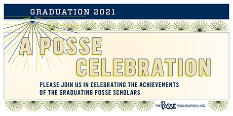 Bucknell University Posse Scholar Graduation tickets