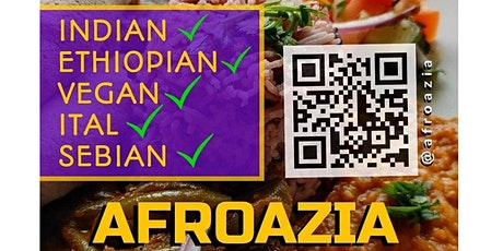 First Taste of Afroazia PR Pop Up and Tasting Experience - Old San Juan tickets