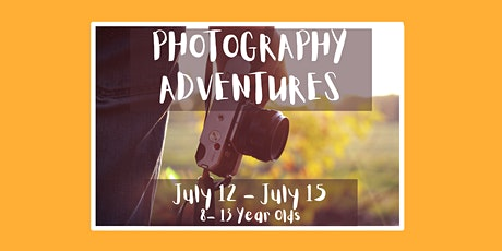 Photography Adventures 2021 tickets