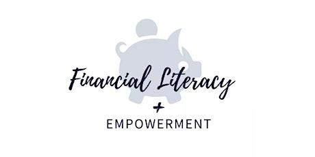 Financial Literacy + Empowerment tickets
