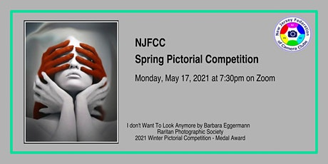 NJFCC Spring Pictorial Competition tickets