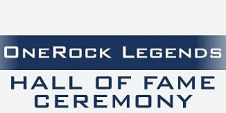 One Rock Legends -LRSD Athletic Hall of Fame Ceremony tickets