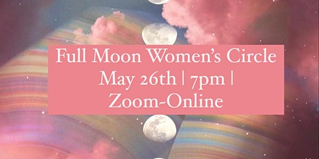 Full Moon Women's Circle tickets