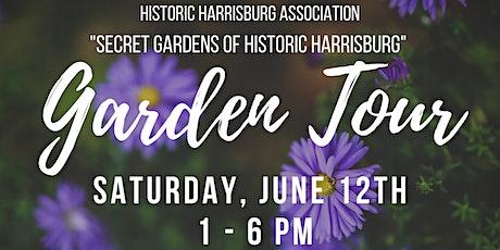 """""""Secret Gardens of Historic Harrisburg"""" Garden Tour tickets"""