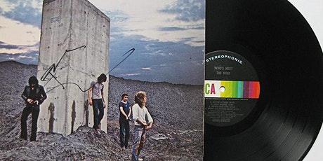 Virtual Tuesday Night Record Club - The Who, Who's Next tickets