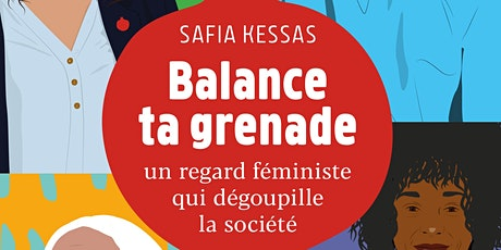 Séance de dédicaces avec Safia Kessas billets
