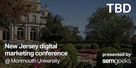 New Jersey Digital Marketing Conference (NJDMC) tickets