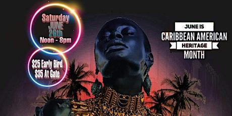 AFRO CARIBBEAN WINE FESTIVAL tickets