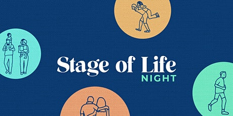 5/11 Stage of Life Night - PreK - K Childcare tickets