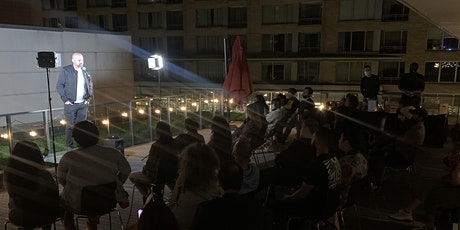 CryBaby on the Rooftop Terrace (Pre-Show Happy Hour!) tickets