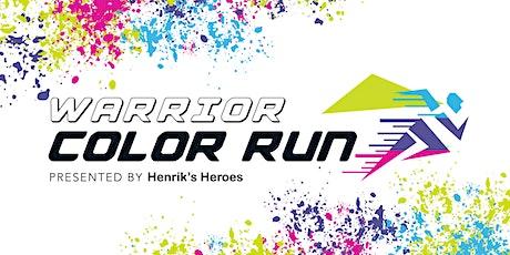 Warrior Color Run Fargo tickets