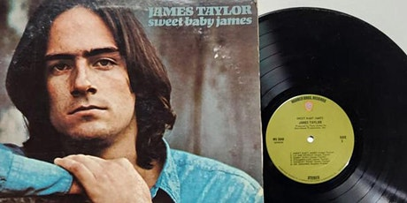 Virtual Tuesday Night Record Club - James Taylor, Sweet Baby James tickets