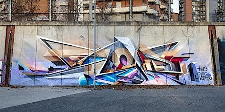 MAUA & SAT-Street Art Tour in realtà aumentata - ParcoDora & Borgata Tesso biglietti