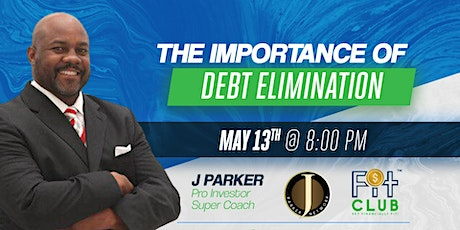The Importance Of Debt Elimination tickets