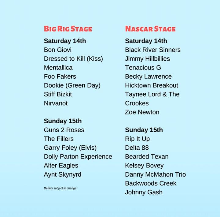 Rock n Ribs Festival image