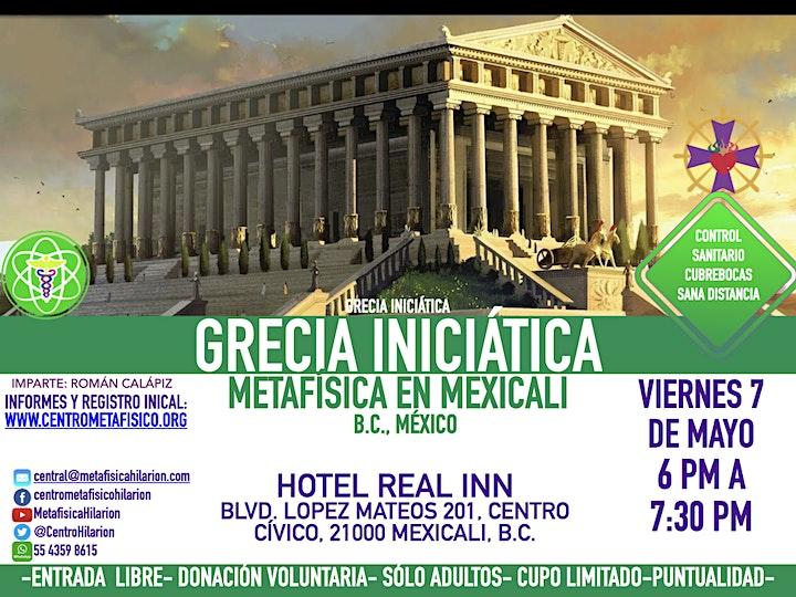 Imagen de GRECIA INICIÁTICA- Metafísica en Mexicali