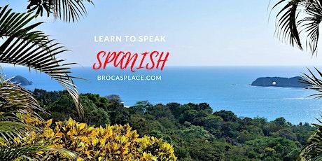 SPANISH Classes - INTERMEDIATE - Learn Spanish! entradas