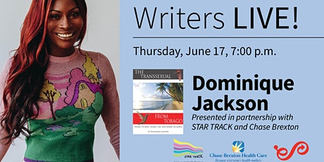 An Evening with Dominique Jackson tickets