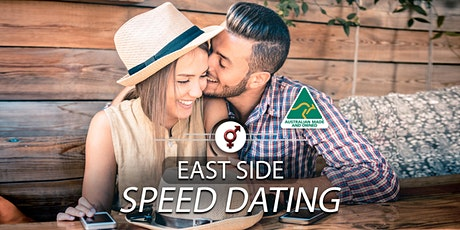East Side Speed Dating | Age 30-42 | July tickets