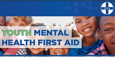 Youth Mental Health First Aid USA tickets
