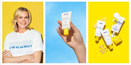 Wear Sunscreen: How to SPF Wardrobe with Supergoop! Founder Holly Thaggard tickets