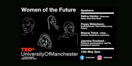 Women of the future | TEDxUniversityofManchester tickets