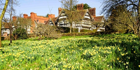 Timed entry to Wightwick Manor and Gardens (10 May - 16 May) tickets