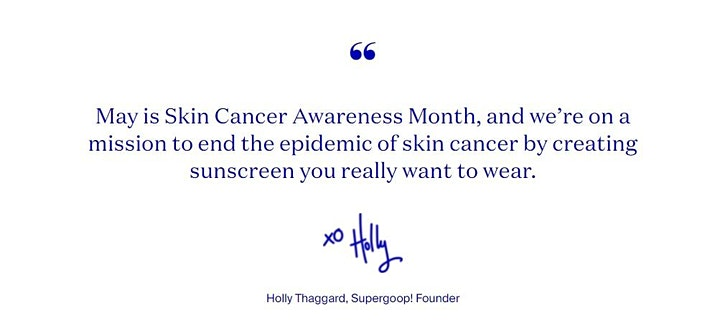 Wear Sunscreen: How to SPF Wardrobe with Supergoop! Founder Holly Thaggard image