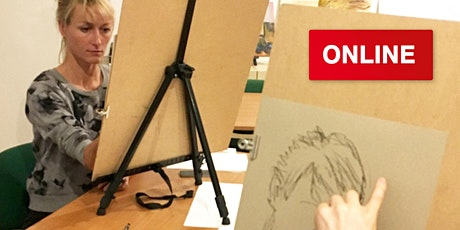 Learn to draw online 2021! - Monthly ticket tickets